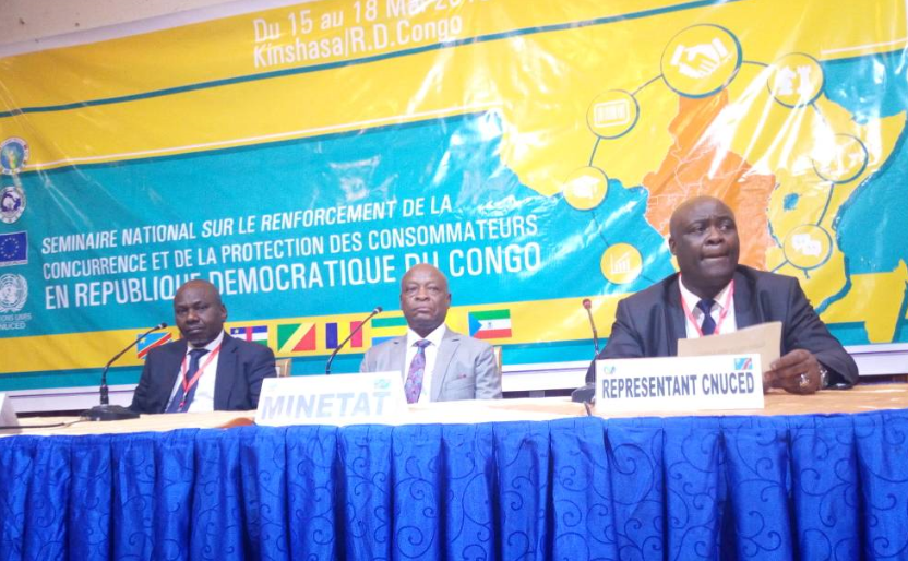 RDC : la promotion de la concurrence et la protection de consommateurs au centre d'un séminaire ! 26