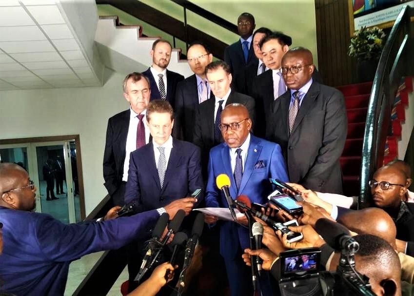 RDC: Kabwelulu reste de marbre, le G7 miniers brandit le plan B! 1