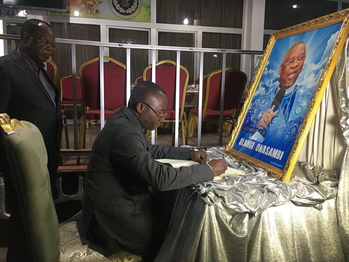 RDC : Joseph Kabila s'implique dans l'organisation des obsèques de Papa Olangi ! 1