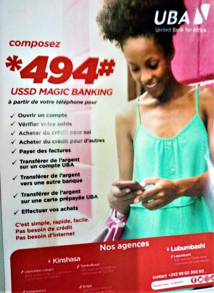 USSD Magic Banking UBA
