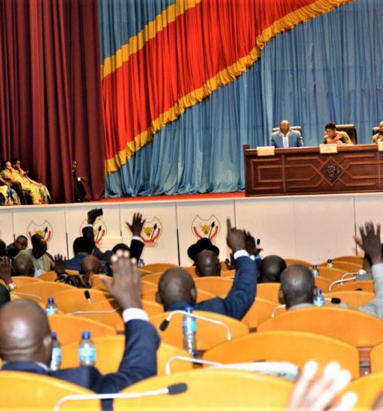 RDC : 349 députés Nationaux sur 350 ont voté la loi de finances, exercice 2021! 1