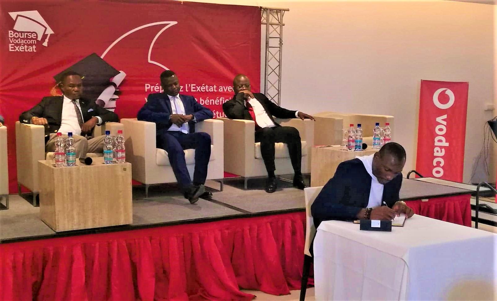 Bourse Vodacom Exetat 1 @Zoom_eco