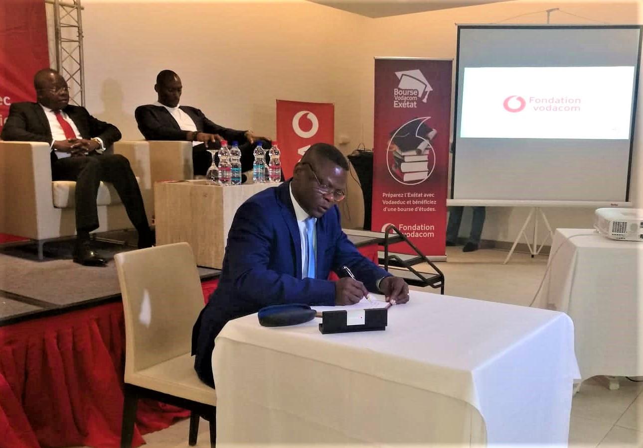 Bourse Vodacom Exetat @Zoom_eco