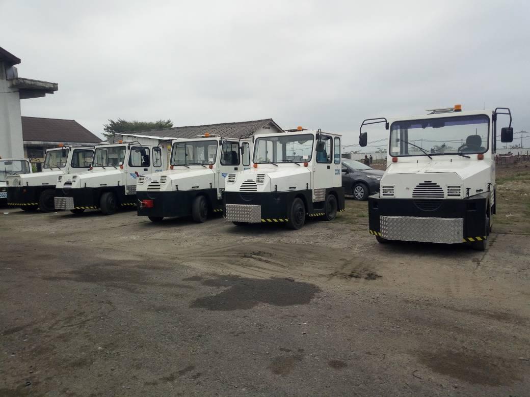 RDC : Congo Airways se dote des matériels d'assistance au sol! 3