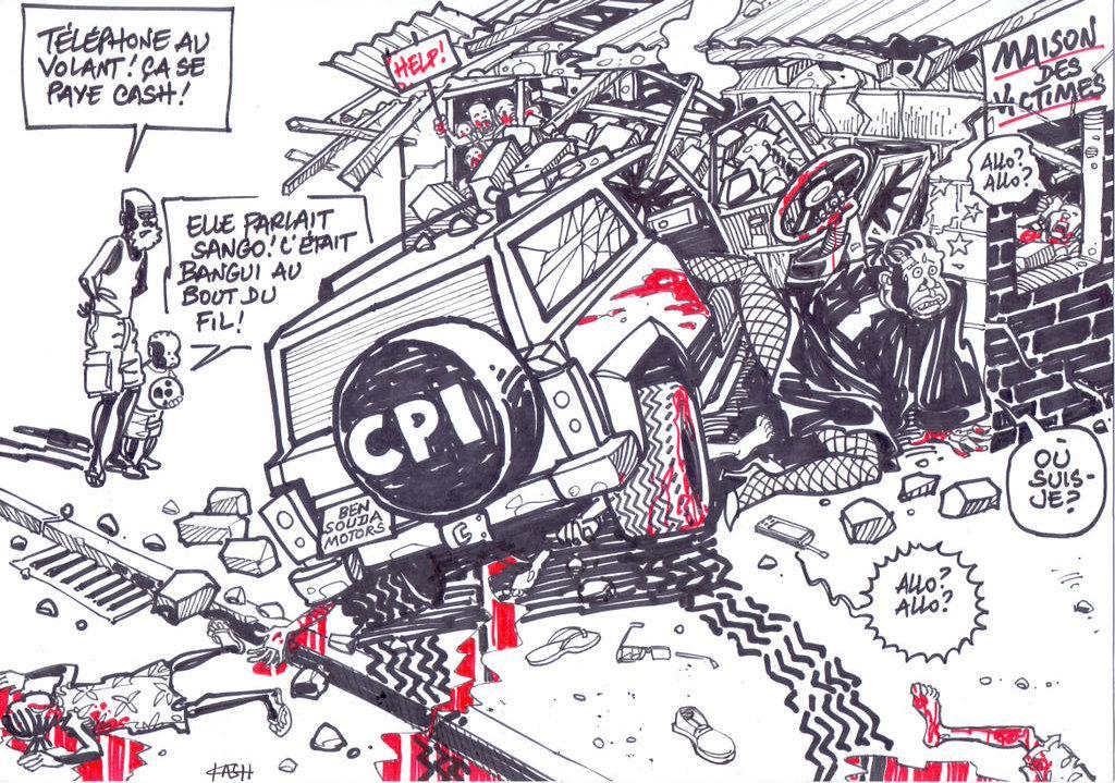 CPI Bangui