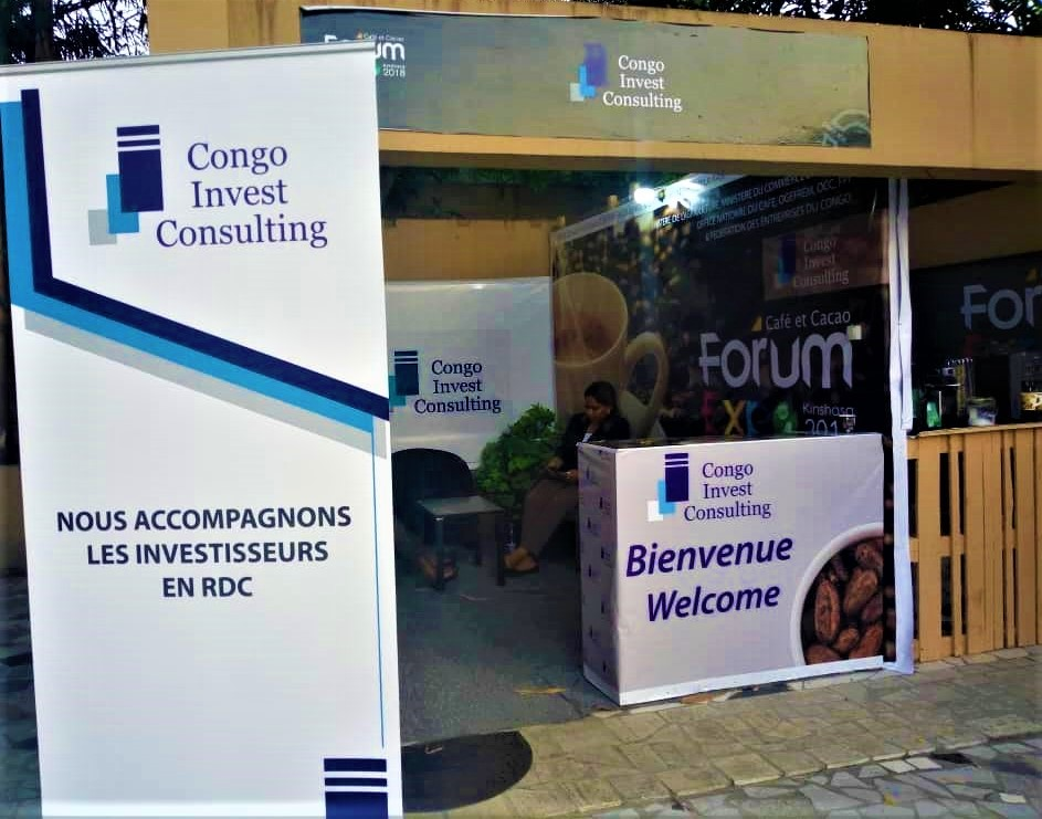 Congo Invest Consulting Forum Expo Café Cacao @ZOom_eco