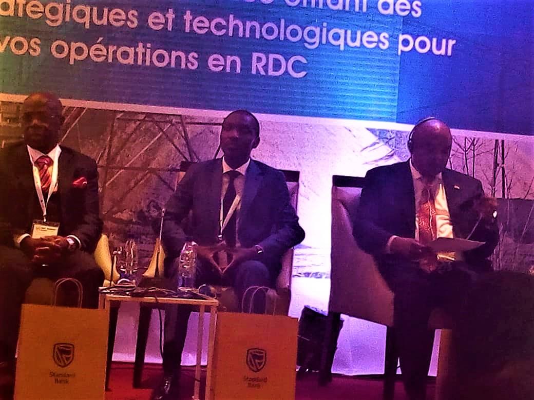 """Valery Mukasa : """"les perspectives du secteur minier de la RDC sont prometteuses"""" 1"""