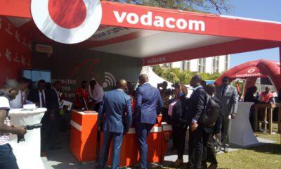 RDC : Vodacom, sponsor officiel en wifi 4G de DRC Mining Week 2018 6