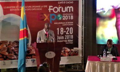 RDC: Forum Expo Café-Cacao, la FEC attend sept résultats concrets ! 6