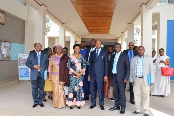 RDC: la vision de l'INPP pour l'intégration de l'approche TREE 1