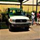 RDC : règlement d'un sinistre, SONAS remet un véhicule neuf à la DGDA ! 23
