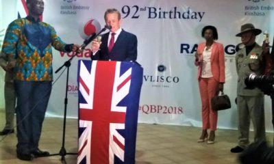 """John Murton : """"le Royaume-Uni dépense plus d'1,4 million de dollars par jour en RDC"""" 13"""