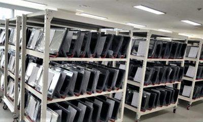RDC: livraison de 106mille machines à voter d'ici septembre 2018! 6