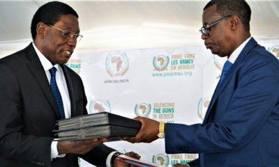 RDC-RWANDA: Mova et Kabarebe valident le rapport sur la démarcation des frontières! 9