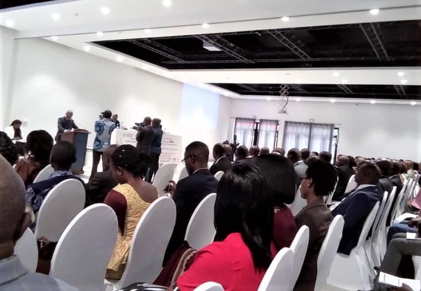 RDC : Pierre Kangudia ouvre le séminaire d'orientation budgétaire 2019 1