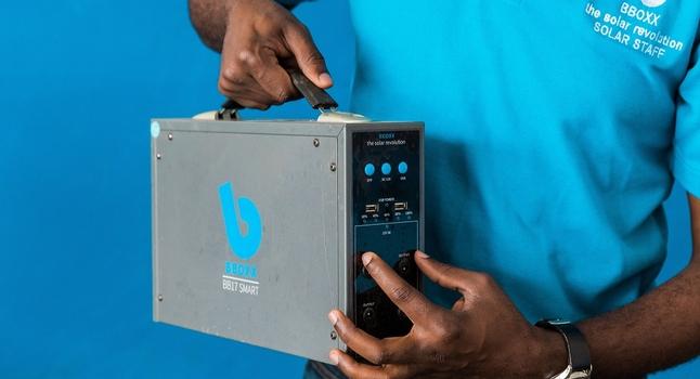 RDC: BBOXX vise l'installation de 400000 kits solaires d'ici 2020!  2