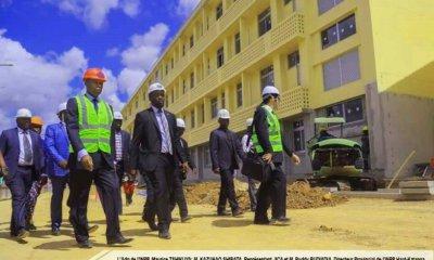 RDC: l'INPP se dote d'un bâtiment moderne dans le Haut-Katanga 8