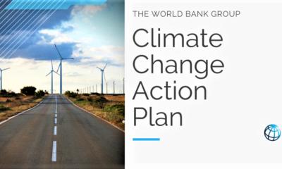 La Banque mondiale dépasse de 5% son objectif des financements climatiques 7