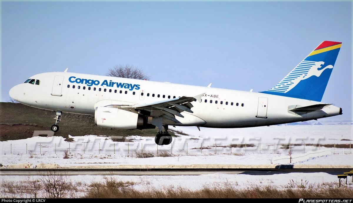 Congo Airways IATA