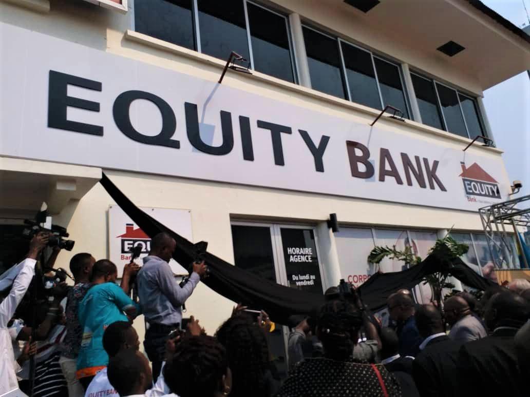 RDC : ProCredit Bank prend officiellement la dénomination d'Equity Bank ! 1