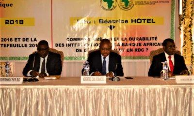 RDC : la performance du portefeuille-projets de la BAD jugée moyenne 15