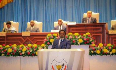 RDC: les chiffres de Joseph Kabila sur l'état de la Nation en 2018 3