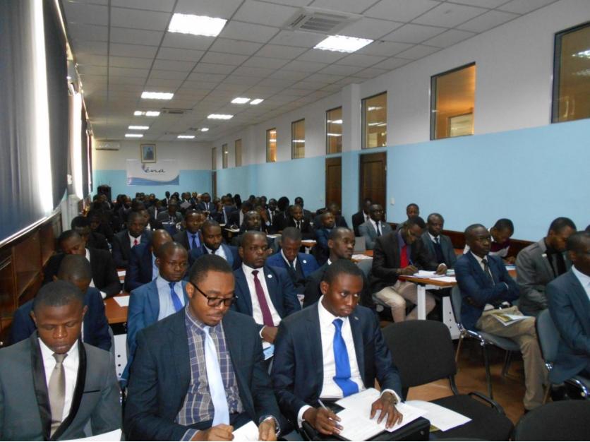 RDC: des énarques invités à privilégier l'intérêt public dans leur carrière! 1