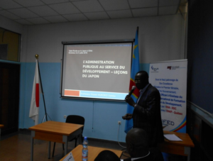 RDC: des énarques invités à privilégier l'intérêt public dans leur carrière! 3