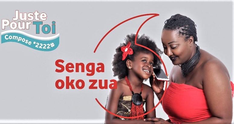 RDC : Vodacom offre encore plus des forfaits sur mesure grâce à son service «SENGA-OKOZUA» 1