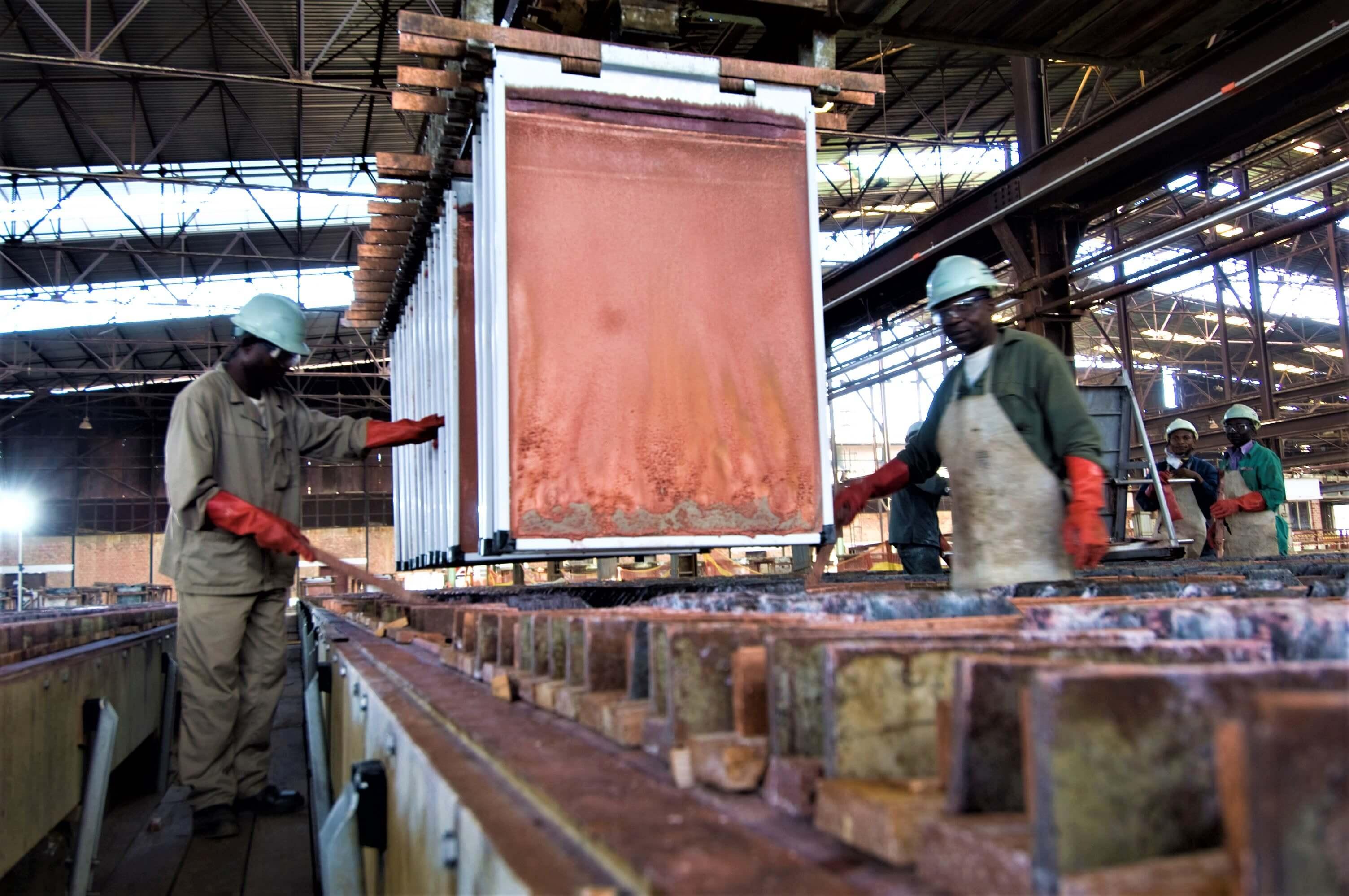 RDC : Katanga mining et Gécamines concluent les transactions de leur accord 1