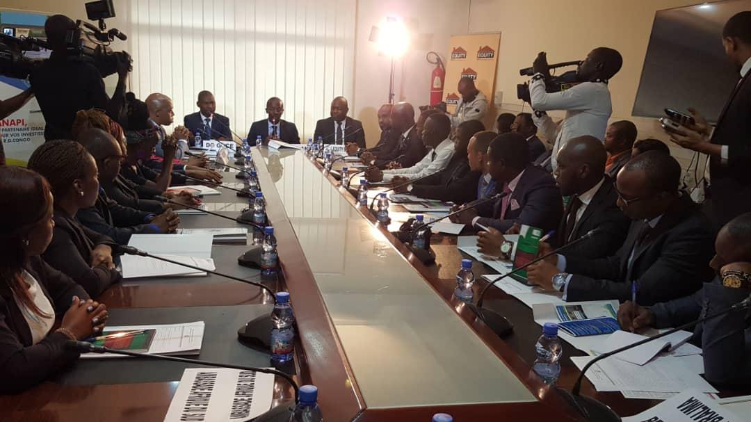 RDC : l'ANAPI encourage la formalisation des projets innovants des jeunes entrepreneurs 1