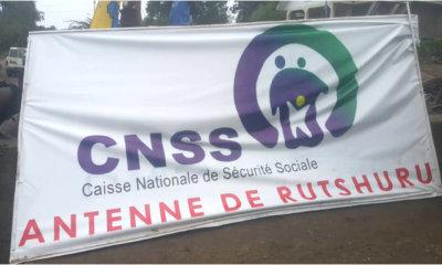 RDC : la Caisse nationale de sécurité sociale se dote d'un nouveau siège à Rutshuru 3