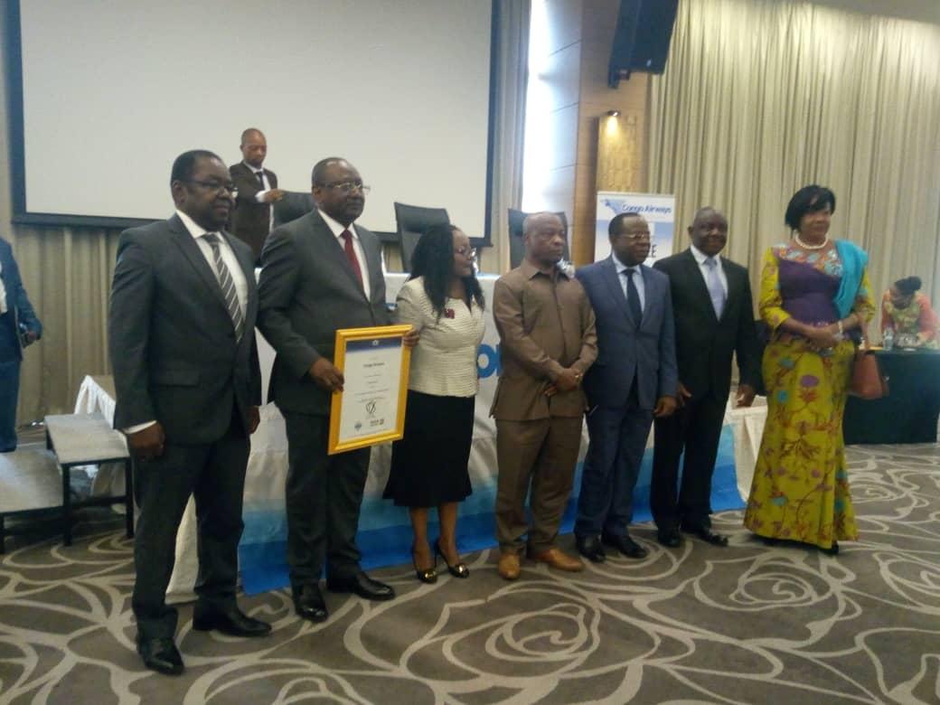 RDC : Congo Airways, première compagnie congolaise certifiée IOSA 1