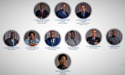 RDC : SNEL, le Conseil d'administration dresse un bilan annuel des réalisations positives 1