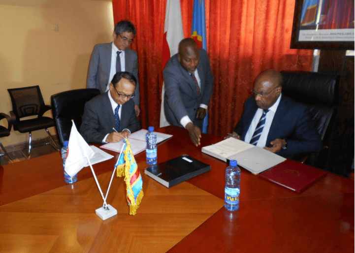 RDC : le Japon débloque 9,65 millions USD pour la voirie de Kinshasa 1