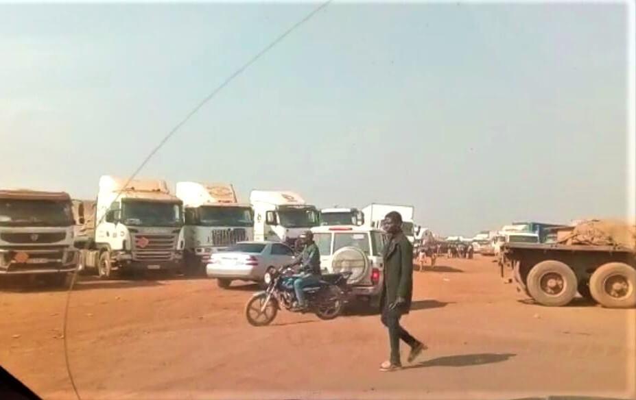 RDC: Kasumbalesa fermé, qui payera les pénalités de chômage des camions? 1