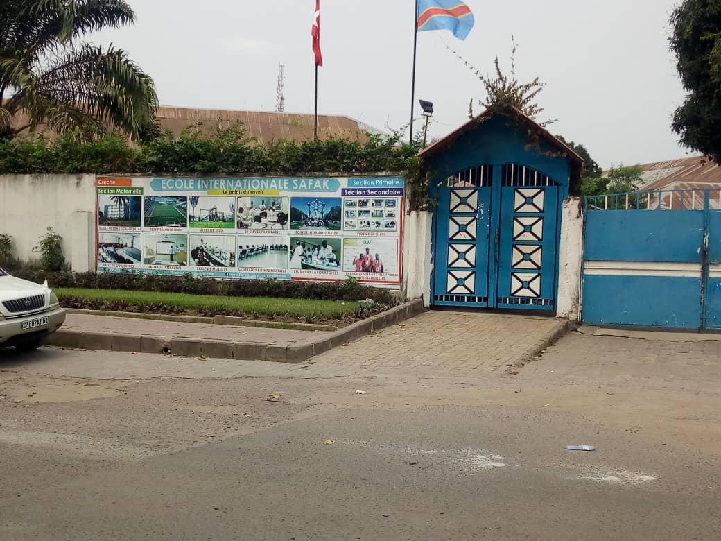 RDC : l'école Safak change de dénomination et de tutelle ! 1