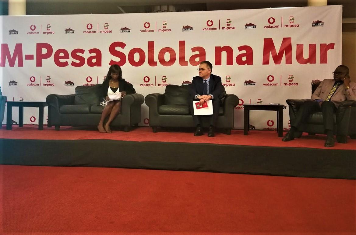 RDC: Vodacom, en partenariat avec Equity Bank, lance «M-Pesa solola na mur» 1