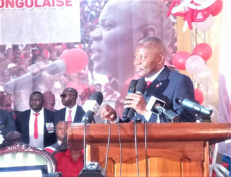 RDC : Vital Kamerhe affiche l'ambition de mobiliser 120 milliards USD en cinq ans 1