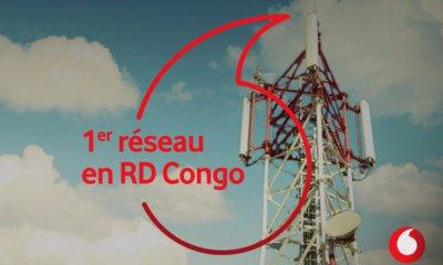 RDC: Vodacom connecte Busanga et Kakula à son réseau 3G 13