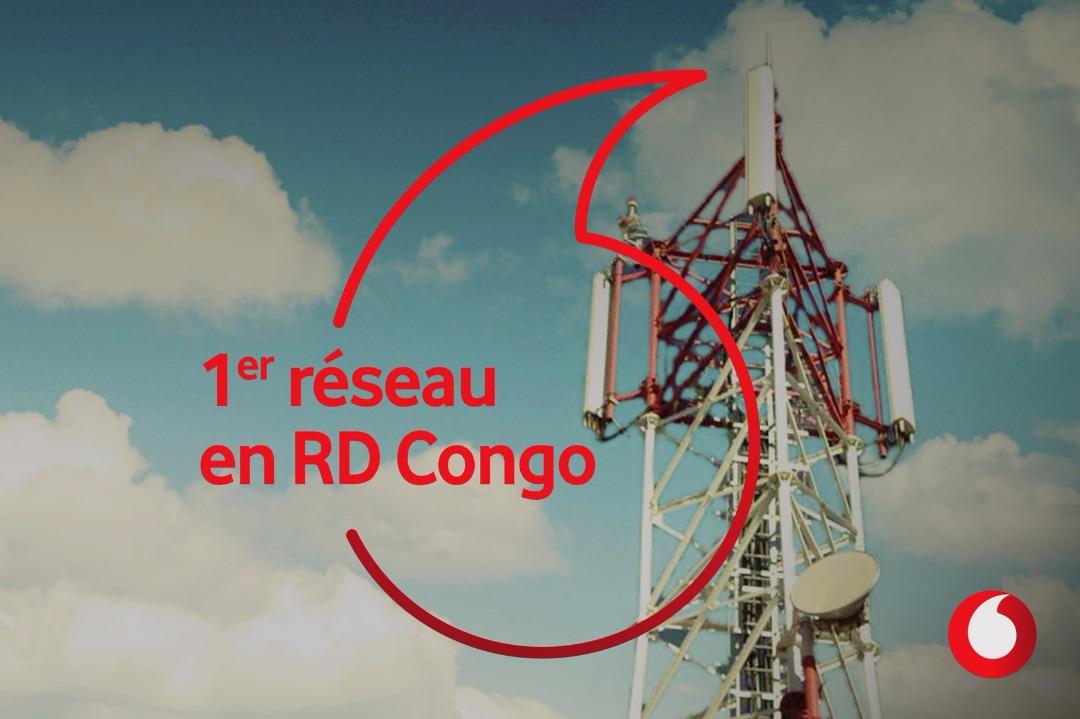 RDC: Vodacom connecte Busanga et Kakula à son réseau 3G 1