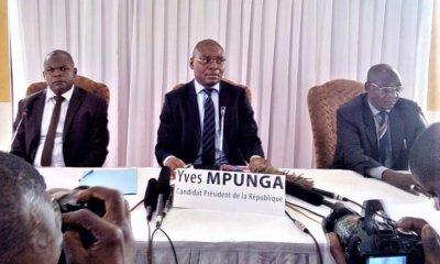 RDC : Yves Mpunga, l'ambition d'un budget quinquennalde 400 milliards USD 24