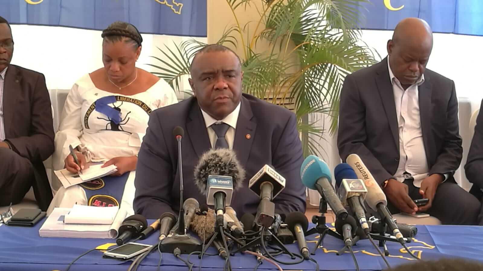 RDC : première analyse de Bemba sur la situation économico-financière de l'Etat 1
