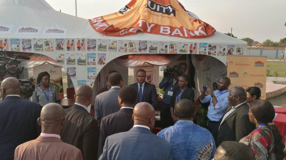 Pierre Ngwapitshi: «chez Equity Bank Congo, il y a de la place pour tous» 1