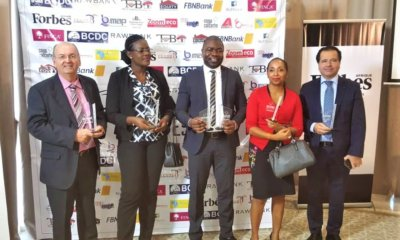 RDC : Equity Bank plébiscitée meilleure banque pionnière et du «local content» 20