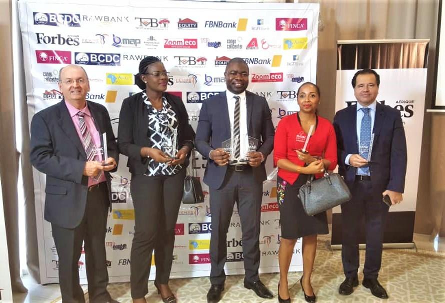 RDC : Equity Bank plébiscitée meilleure banque pionnière et du «local content» 1
