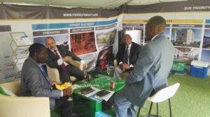 RDC : le Groupe Forrest honoré par la visite du chef de l'Etat à Kolwezi 3