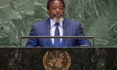 RDC : les trois points du plaidoyer de Joseph Kabila pour l'Afrique à l'ONU ! 12