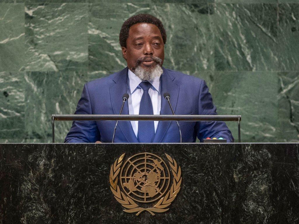 RDC : les trois points du plaidoyer de Joseph Kabila pour l'Afrique à l'ONU ! 1