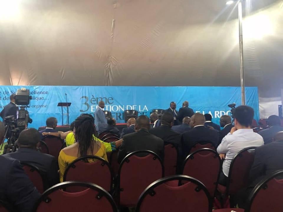 RDC : conférence minière 2018, la participation de la société civile conditionnée ! 1